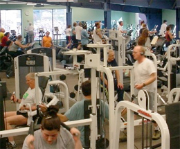 The Post New Years Rush is the Busiest Time for Most Gyms.