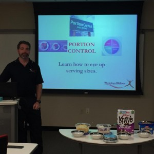 Portion Control Presentation